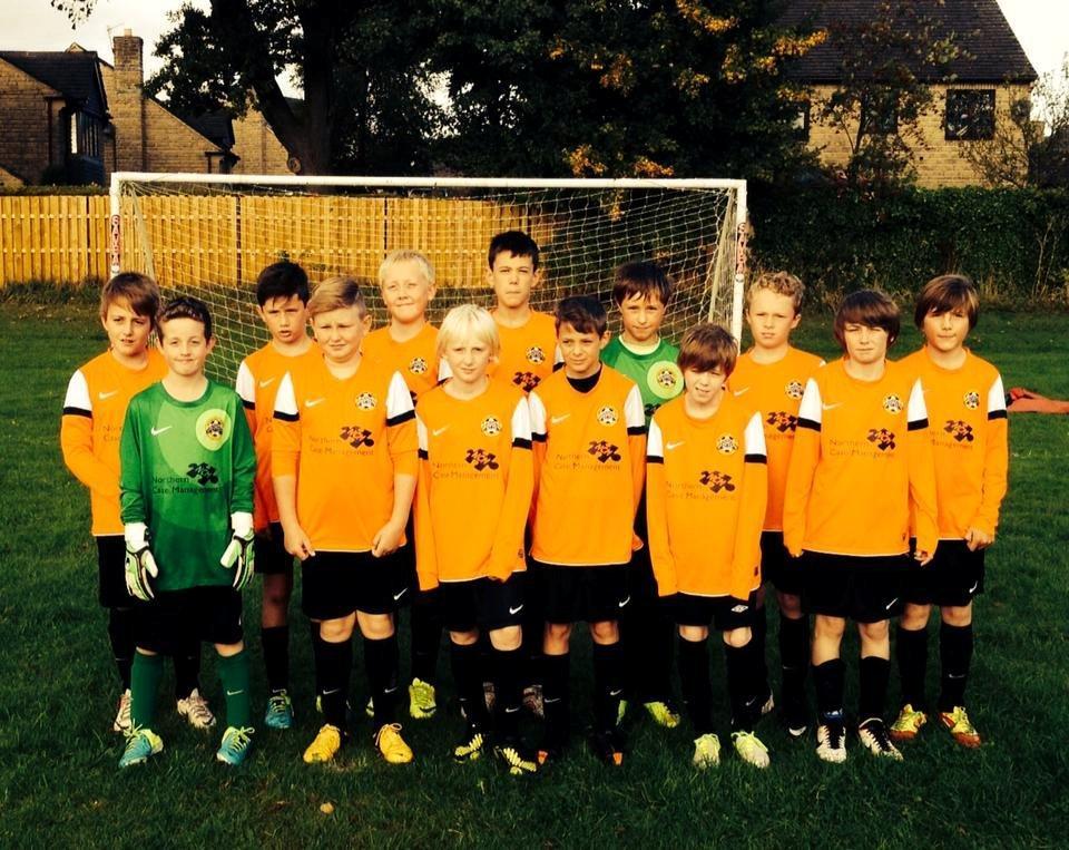 Sponsor a 'Bradford Football Team'